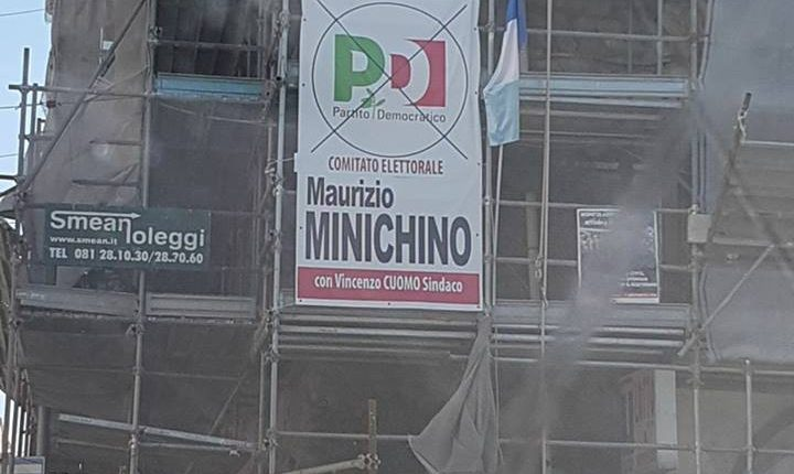 TIFO E POLITICA Sempre più ingarbugliata la questione lagata al Portici Calcio: sui siti le lettere dei tifosi