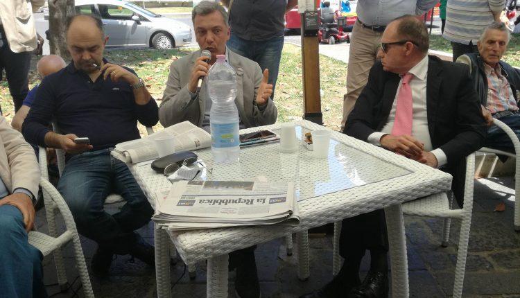 """(VIDEO) Portici verso il voto – Il Senatore De Cristofaro annuncia un dossier contro il commissario prefettizio Esposito da presentare alla Commissione Antimafia: """"Non è accettabile che si possa stravolgere una campagna elettorale"""