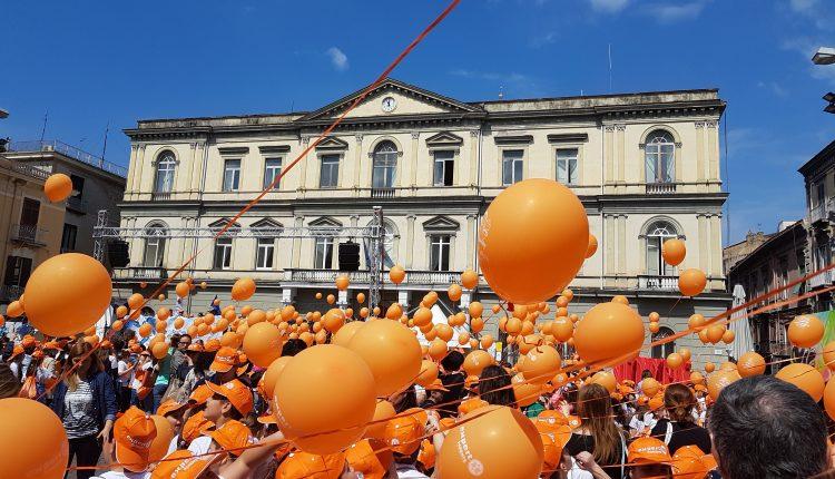Festival dei Diritti dei Ragazzi, in migliaia alla marcia conclusiva a Nola