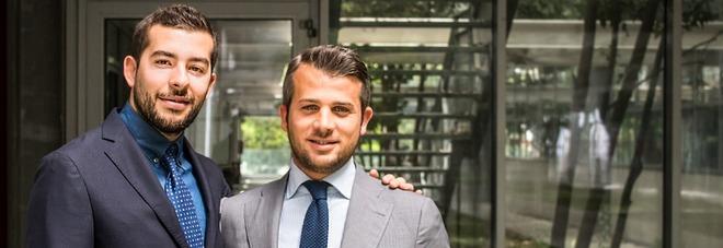 Due giovani imprenditori vesuviani, mecenati per il Mates Festival