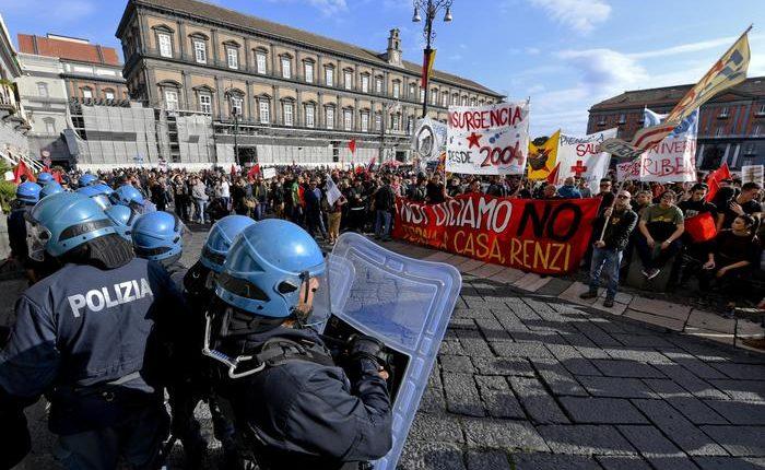 A Napoli i prossimi 26 e 27 maggio: l'assemblea nazionale dei centri sociali occupati d'Italia