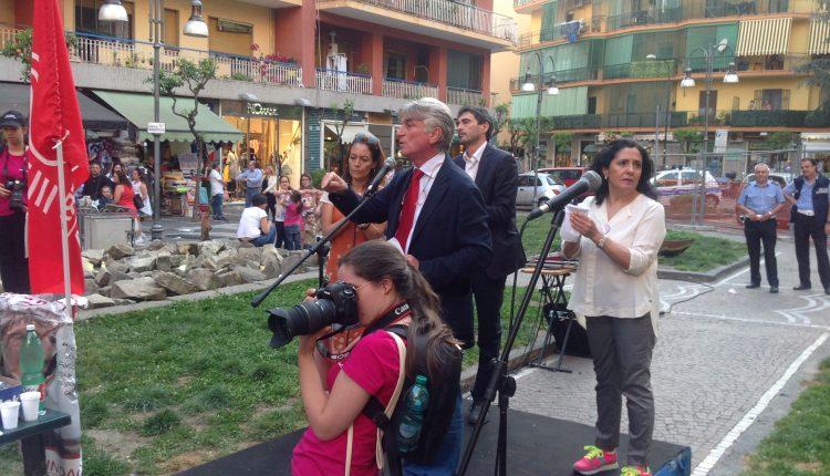 Portici verso il voto – Sinistra Italiana e demA mandano i big a sostegno di Iacomino che continua la querelle con il Commissario Esposito