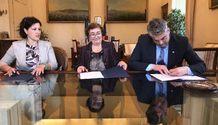"""Lavori di giardinaggio e piccola manutenzione: a San Giorgio a Cremano i migranti avranno """"incarichi sociali"""""""