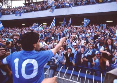 LA FESTA DEL NAPOLI Per i 30 anni di scudetto in città invivtato anche Diego Armando Maradona