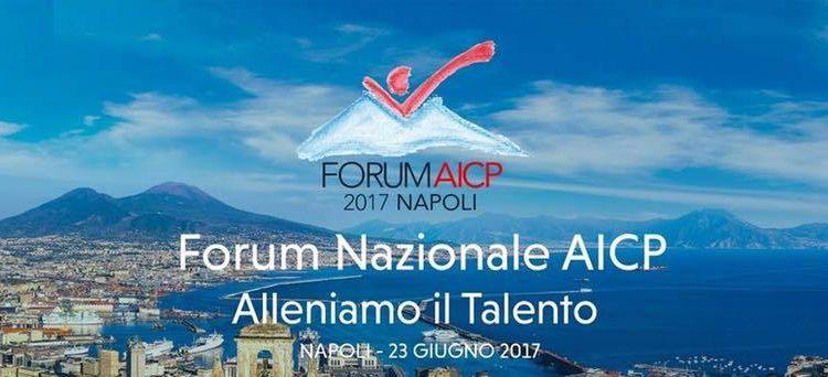 """""""Alleniamo il talento"""": Venerdì 23 Giugno a Napoli il settimo forum nazionale dell'Associazione Italiana Coach Professionisti"""