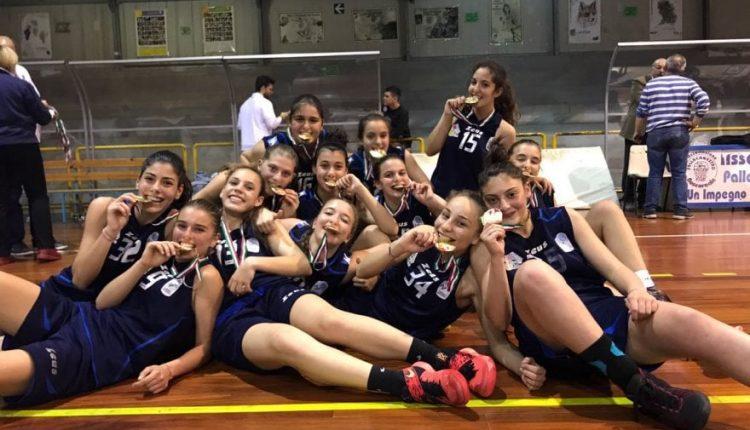 Basket femminile: le campionesse di Sorriso Azzurro Cercola rappresentano la Campania ai nazionali