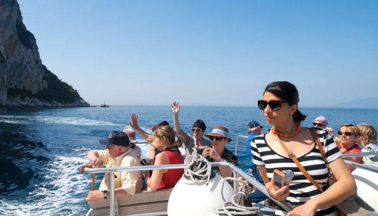 Ercolano, Capri e Torre del Greco collegate via Mare dalla HP Travel