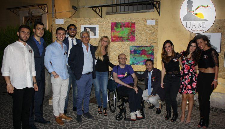 VESUVIUS ART: dopo Somma Vesuviana sbarca a Sant'Anastasia la manifestazione che tiene vivo il passato guardando il futuro attravero l'arte