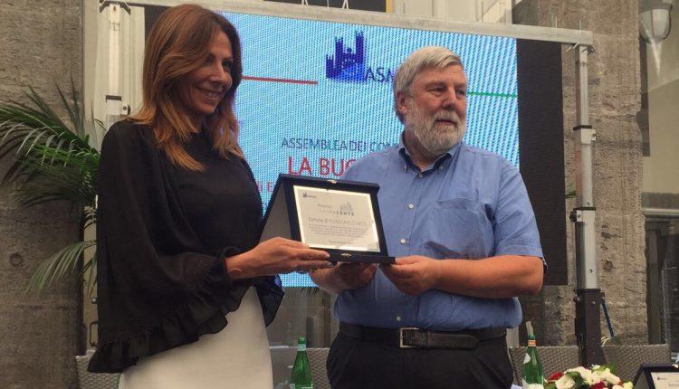 Ancora a Pomigliano d'Arco il premio Comune TrasparEnte, primo in provincia di Napoli