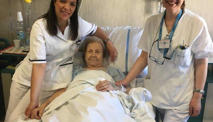OSPEDALE BETANIA: OPERATA AL FEMORE A 102 ANNILa donna è stata dimessa in ottime condizioni a cinque giorni dall'intervento, perfettamente riuscito