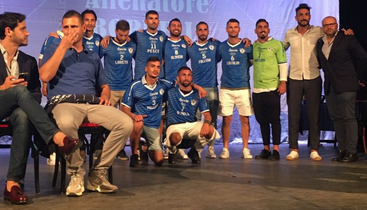 Il Portici premiato al Galà dei Dilettanti AIC per la vittoria del campionato