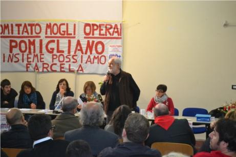 """Parte la Campagna operaia """"dall'Ottobre Rosso ai nostri giorni""""."""