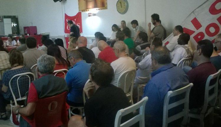 Solidarietà alle operaie: Assemblea pubblica a Pomigliano, in contemporanea al processo