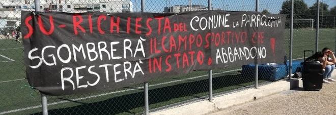 IL REPORTAGE DE IL MATTINO Il Comune di Napoli aumenta il canone del campetto al Lotto O, la chiesa costretta a lasciare