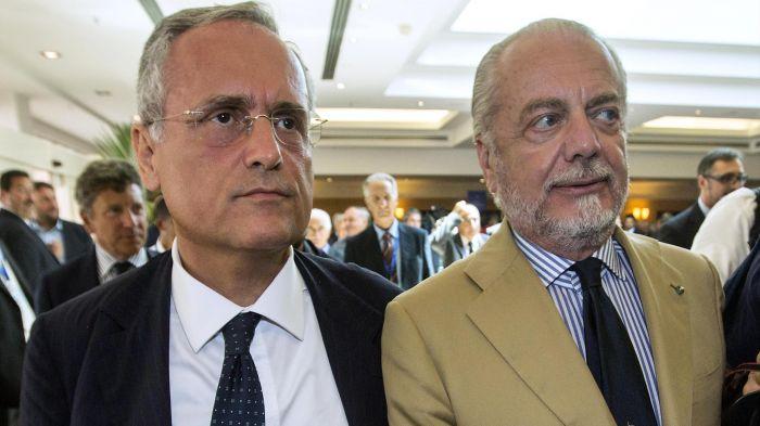 I PresidentiLotito, De Laurentiis e Preziosi sono stati convocati il 28 giugno dal Presidente della commissione parlamentare antimafia Rosy Bindi