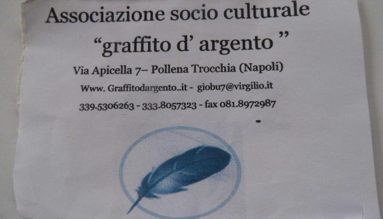 """Torna il Concorso Nazionale di Poesia """"Graffito d'Argento"""", che quest'anno festeggia 25 primavere"""