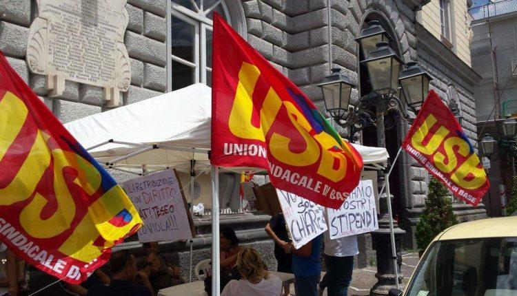 SAN GIORGIO A CREMANO – L'amministrazione risponde ai lavoratori in sciopero della Teseo