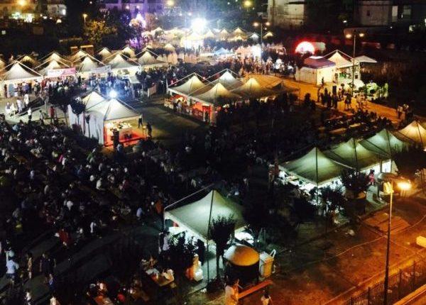 'O Food Festival a Torre del Greco, prende forma la più grande area all'aperto dedicata alla gastronomia della provincia di Napoli A: