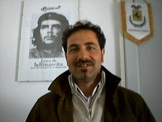 L'ex consigliere provinciale, oggi funzionario al Comuyne di San Giorgio a Cremano, Giorgio Carcatella promotore della nascita dell'Unione Sindacale di Base in città