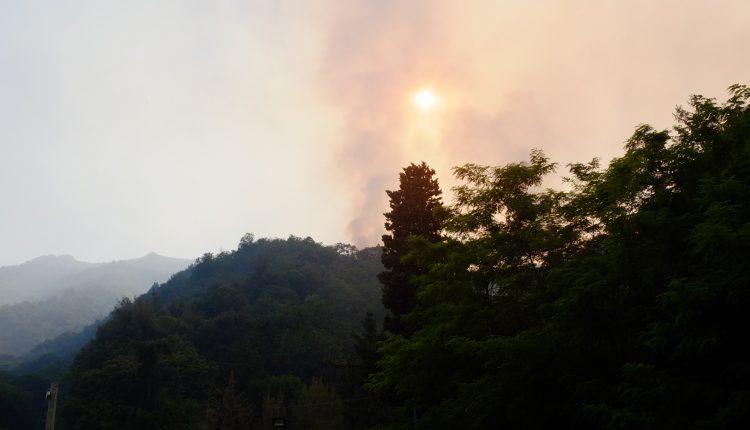 Spese gonfiate per l'emergenza incendi sul Vesuvio: indagato un architetto a Ottaviano
