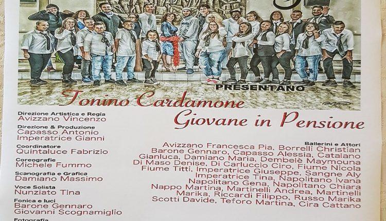 San Sebastiano al Vesuvio all'insegna della Solidarietá. Uno spettacolo per aiutare una famiglia in difficoltà