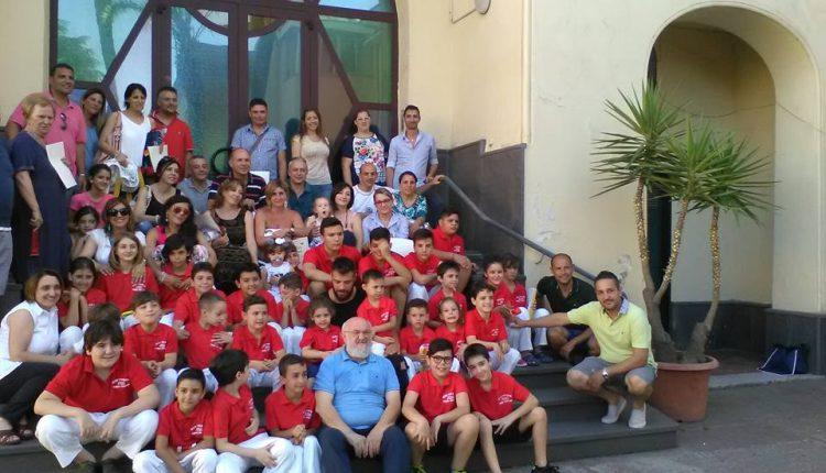 Tutti campioni al Busen Club Marino di Somma Vesuviana