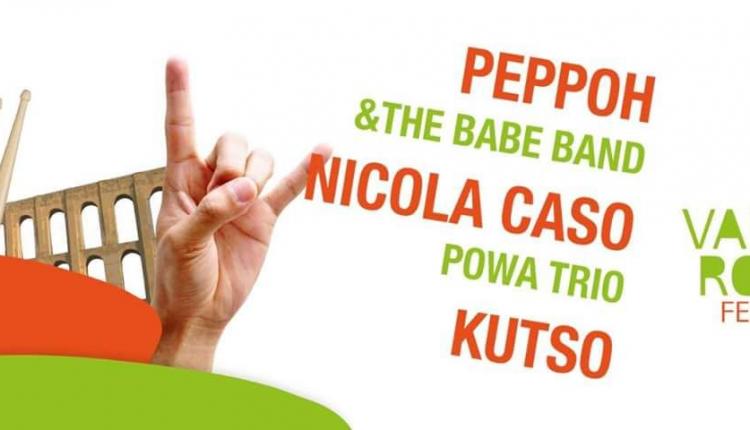 KUTSO, Nicola Caso e Peppoh alla seconda edizione del Valle Rock Festival