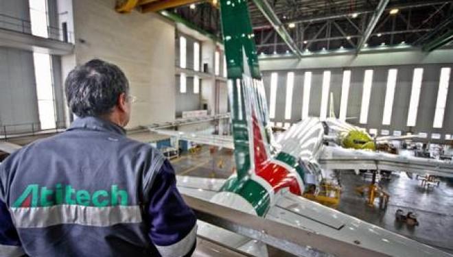 Accordo Atitech: salvi dipendenti in cassa integrazione, saranno riassorbiti entro il 2018 in Leonardo-Finmeccanica