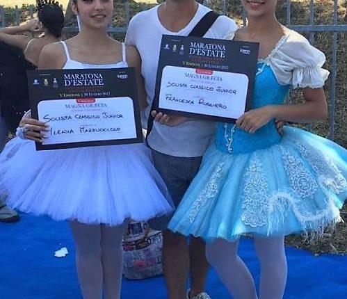 """La Pomigliano Danza trionfa al """"Magna Graecia"""" di Paestum, prestigioso concorso nell'ambito del Festival della Danza"""