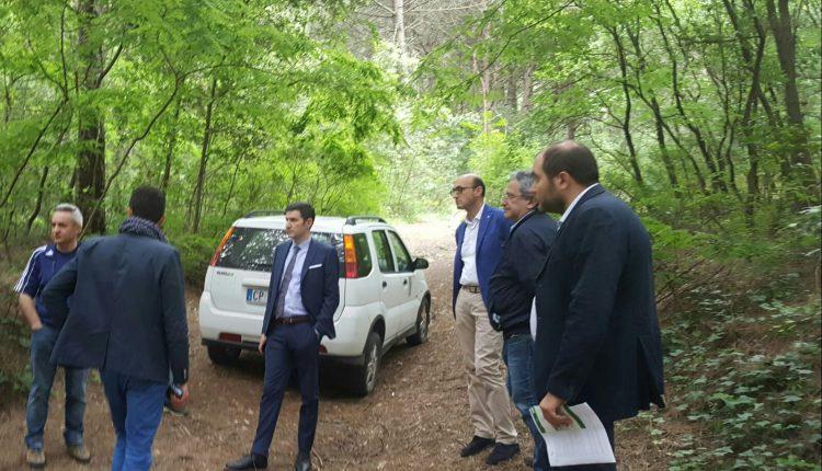 Abusivismo edilizio all'interno del Parco Nazionale del Vesuvio: firmato il protocollo
