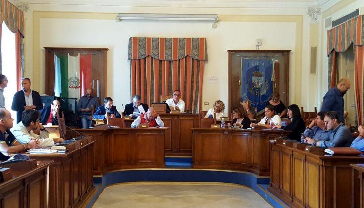 Primo Consiglio Comunale dopo il rimapsto in giunta a San Giorgioa Cremano, il sindaco Zinno pensa alla ricandidatura