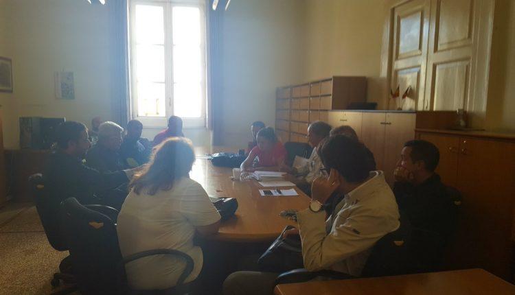 San Giorgio a Cremano-Commissione sulla problematica di via Patacca