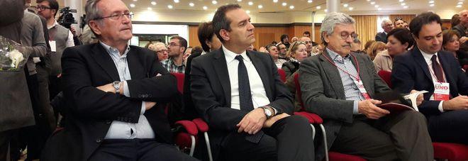 Mdp e la Festa del Lavoro a Napoli con la Boldrini, Pisapia e i presidenti delle Regioni del Sud