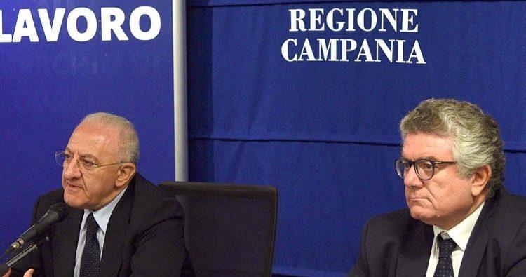 Regione Campania, stanziati 113 milioniper sostenere le imprese e la crescita