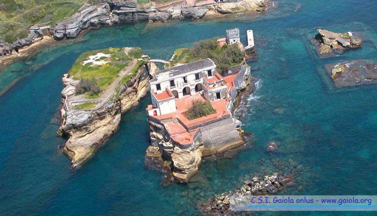 La Gaiola premiata come Area Marina Protetta più amata di Italia. 4 Ottobre la premiazione con la tecnologia sperimentale 3D