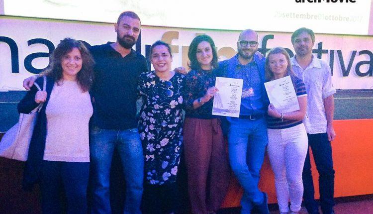 """Arci Movie vince il premio """"SchermoNapoli Scuola 2017"""""""