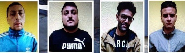 Imponenvano il pizzo a Sant'Anastasia e Pollena Trocchia: arrestati dalla polizia di Ponticelli