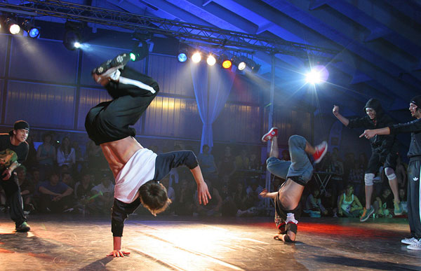 "Cultura Hip-hop a Napoli: a San Giovanni c'è ""Into Street Fighter jam"""