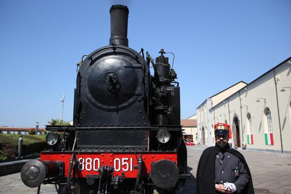Festa per i 178 anni della prima linea ferroviaria: domenica 1° ottobre ingresso a 2 euro