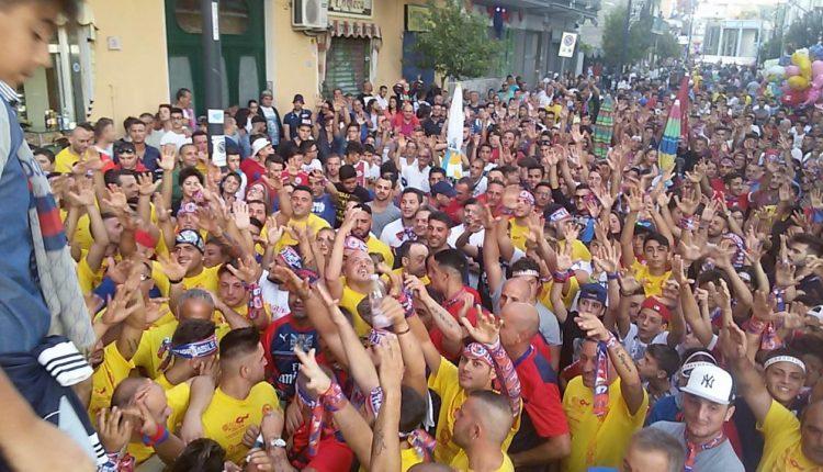 Barra si prepara alla festa dei Gigli: domenica 24 11 Gigli sfileranno per corso Sirena e corso Bruno Buozzi