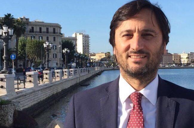 Alberto Losacco osservatore del Nazareno a Napoli per il congresso del Pd