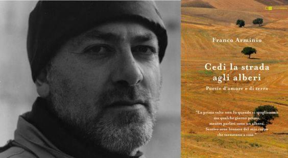 Cedi la strada agli alberi: le poesie di Franco Arminio a Volla