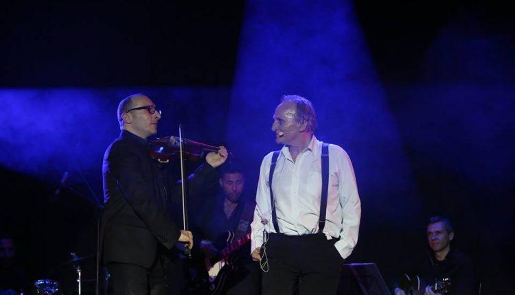 (VIDEO) Mario Conte al Teatro Roma di Portici: una serata di grande successo tra classici napoltani e in compagnia di grandi artisti