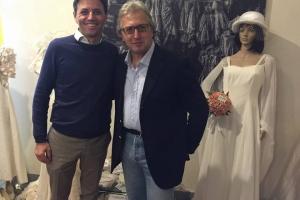 VINTAGE SPOSA – I vestiti della coop Mercato di resina protagonisti a Ti Sposo 2017