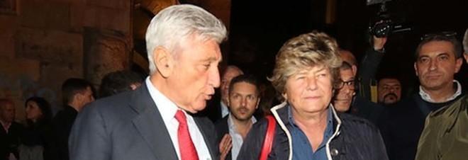 """Bassolino con Camusso alla festa Mdp: """"Qui c'è un pezzo del mio mondo"""""""