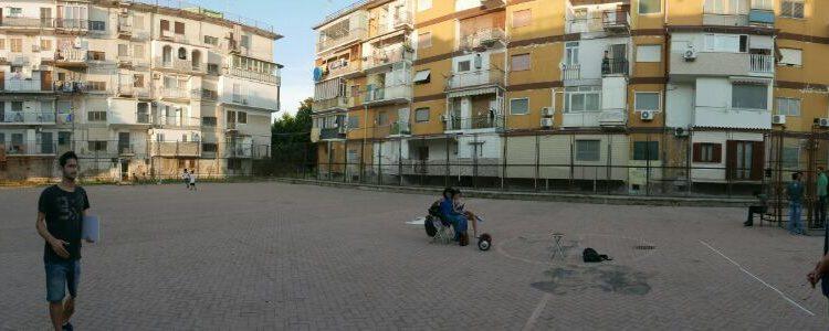 """""""Dove passa il Nest lascia il segno""""  martedi 31 ottobre ore 12  Cortile del Lotto 46 in Via Ravello San Giovanni a Teduccio"""
