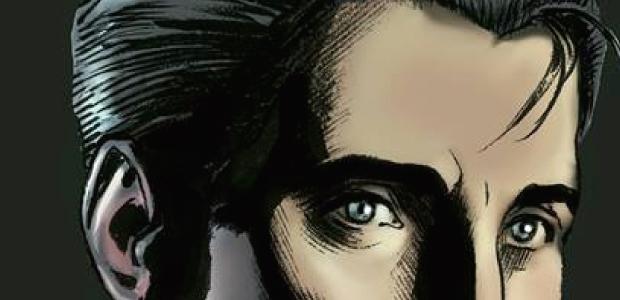 """Mercoled' 11 Ottobre presentazione de """"Il commissario Ricciardi"""" a fumetti. La letteratura che attraversa i media. Ospite Maurizio de Giovanni"""