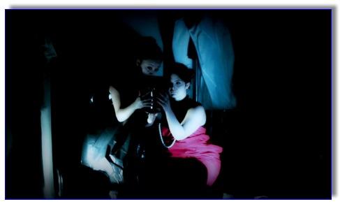 """""""Macedonia e Valentina"""", in scena dal 27 ottobre una storia d'amore tra due donne in un carcere al Centro Teatro Spazio di San Giorgio a Cremano"""