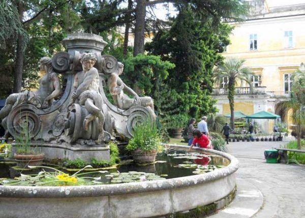 Compie 145 anni l'Orto Botanico della Reggia di Portici e festeggia la ricorrenza con un weekend di divertenti e interessanti eventi per adulti e bambini