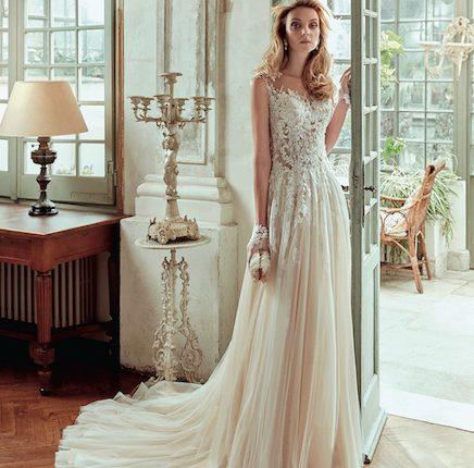 TuttoSposi inaugura con l'abito più bello del mondo e Raoul Bova